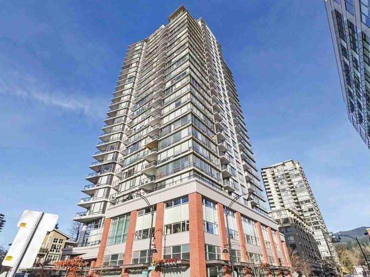 1602 400 CAPILANO ROAD - Port Moody Centre Apartment/Condo for sale, 2 Bedrooms (R2587666)