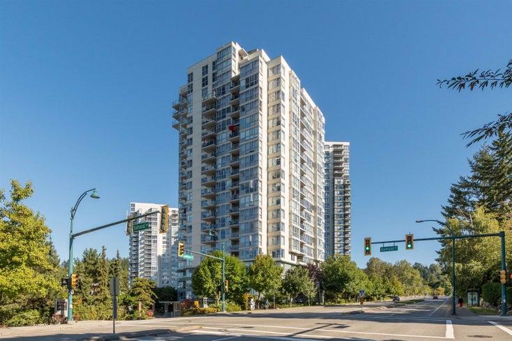 1705 295 GUILDFORD WAY - North Shore Pt Moody Apartment/Condo for sale, 2 Bedrooms (R2615691)