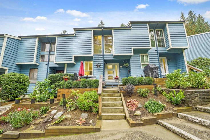 140 BROOKSIDE DRIVE - Port Moody Centre Townhouse for sale, 3 Bedrooms (R2623778)