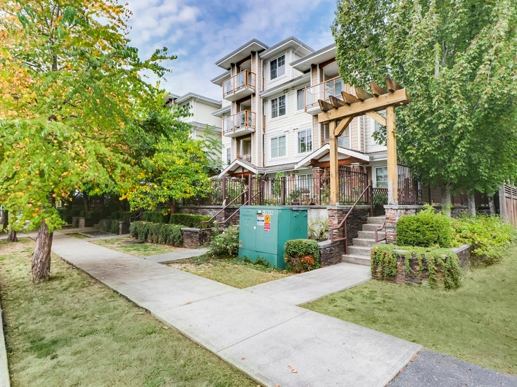304 1969 WESTMINSTER AVENUE - Glenwood PQ Apartment/Condo for sale, 1 Bedroom (R2504819)