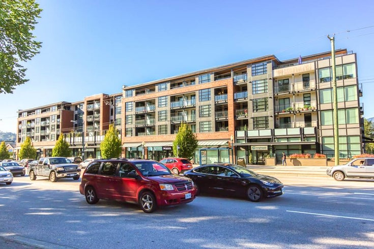 503-95 Moody Streey, Port Moody, BC V3H 0H2 - Port Moody Centre Apartment/Condo for sale, 1 Bedroom (R2536961)