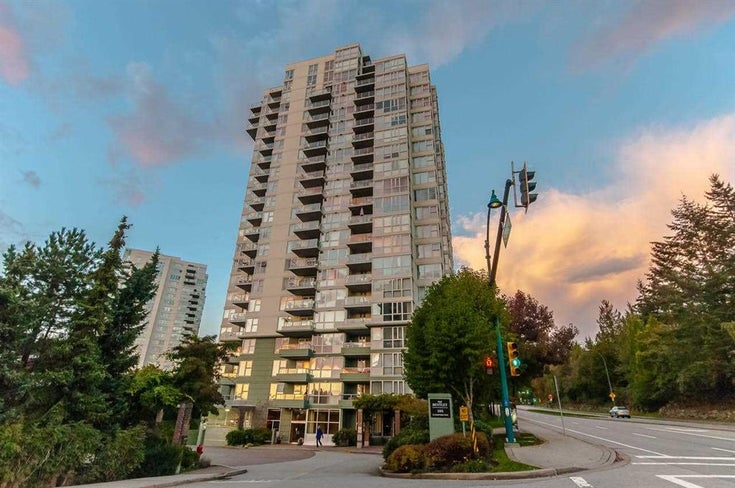 1005-295 Guildford Way, Port Moody, BC V3H 5N3 - North Shore Pt Moody Apartment/Condo for sale, 2 Bedrooms (R2511549)