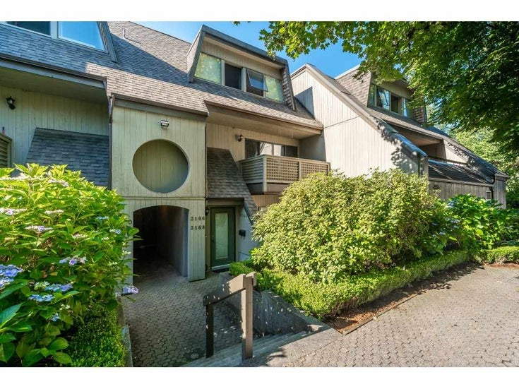 3168 MOUNTAIN HIGHWAY - Lynn Valley Townhouse for sale, 2 Bedrooms (R2497913)