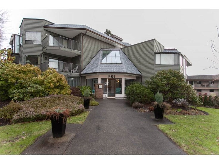 209 14950 THRIFT AVENUE - White Rock Apartment/Condo for sale, 2 Bedrooms (R2131799)