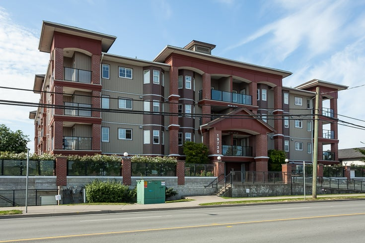 205 19730 56 AVENUE - Langley City Apartment/Condo for sale, 1 Bedroom (R2388398)