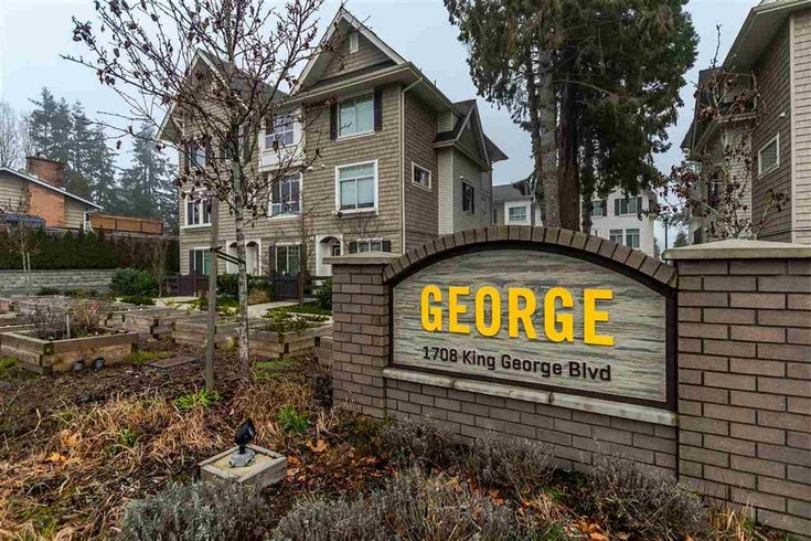 16 1708 King George Blvd - King George Corridor Townhouse for sale, 3 Bedrooms (R2229813)