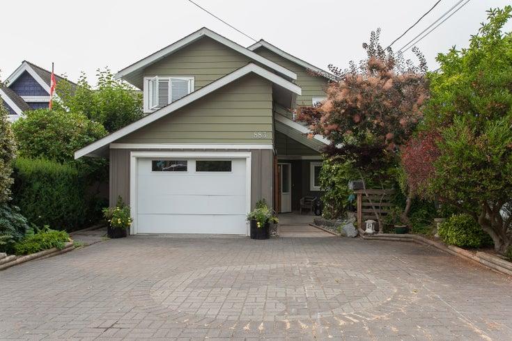 883 STEVENS STREET - White Rock House/Single Family for sale, 5 Bedrooms (R2202756)