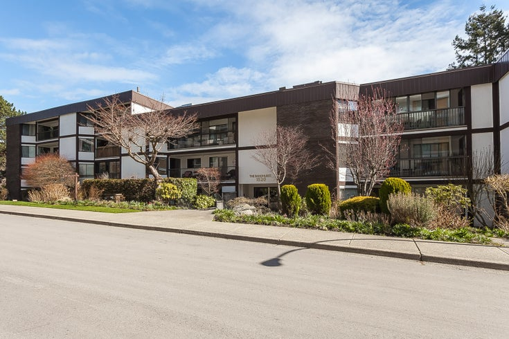 207 1520 VIDAL STREET - White Rock Apartment/Condo for sale, 2 Bedrooms (R2351510)