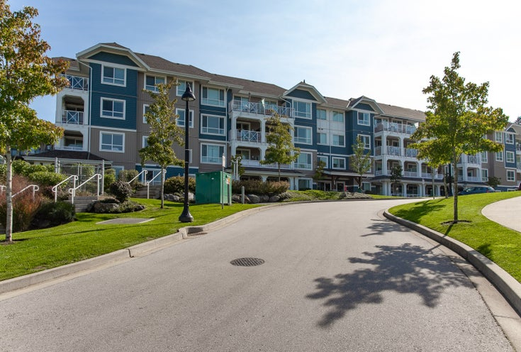 411 16396 64 AVENUE - Cloverdale BC Apartment/Condo for sale, 2 Bedrooms (R2309855)