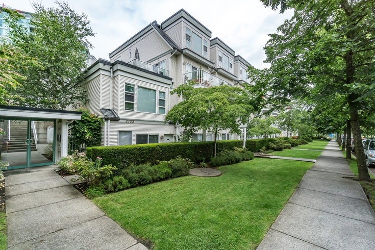 26 2723 E KENT AVE NORTH AVENUE - Fraserview VE Townhouse for sale, 3 Bedrooms (R2081783)