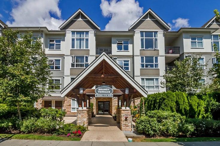 306 15265 17A AVENUE - King George Corridor Apartment/Condo for sale, 2 Bedrooms (R2254614)