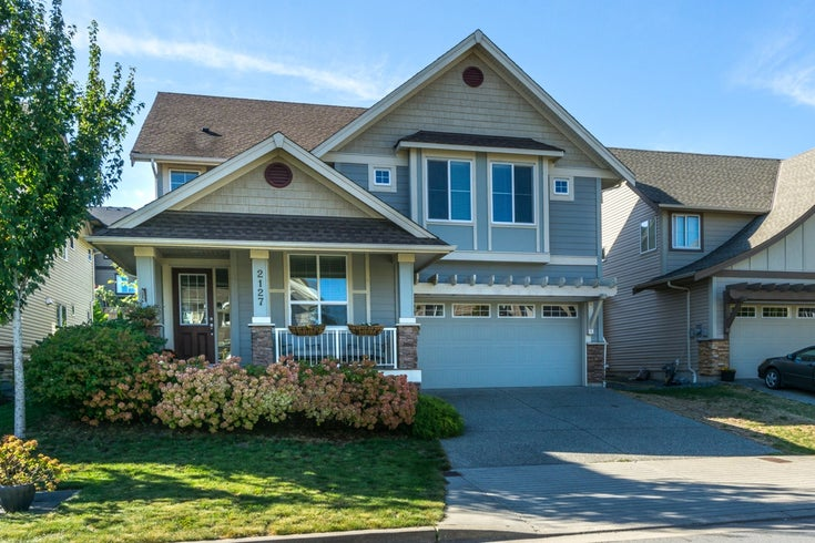 2127 ZINFANDEL DRIVE - Aberdeen House/Single Family for sale, 3 Bedrooms (R2108524)