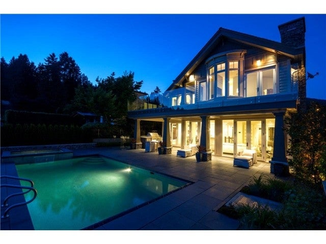 4460 Ross Crescent, West Vancouver - West Vancouver HOUSE for sale