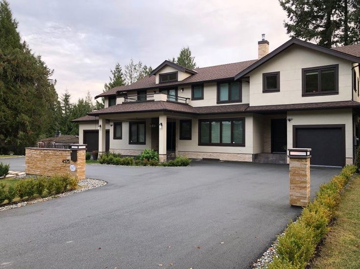 4745 Woodgreen Drive, West Vancouver - 1 HOUSE for sale