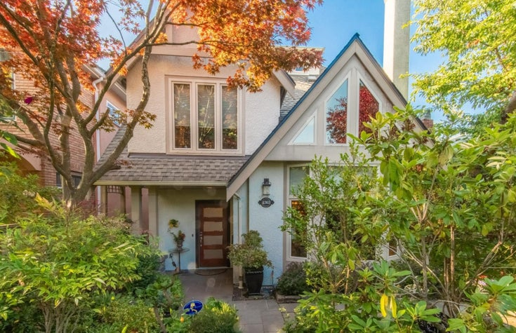 4363 W 12TH AVENUE - Point Grey House/Single Family for sale, 4 Bedrooms (R2618964)