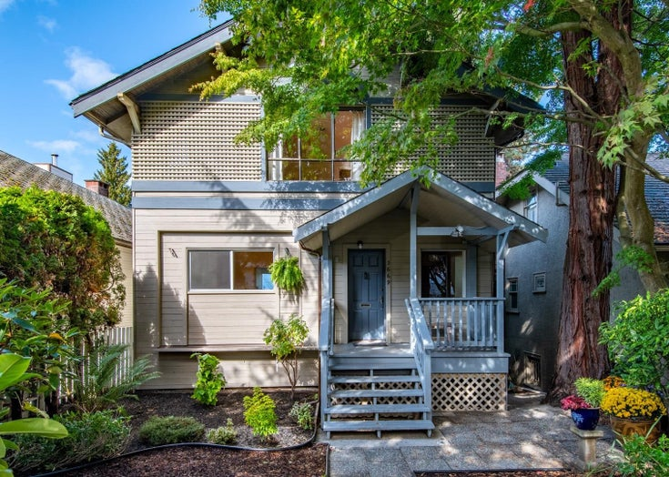 3669 W 14TH AVENUE - Point Grey House/Single Family for sale, 5 Bedrooms (R2621436)