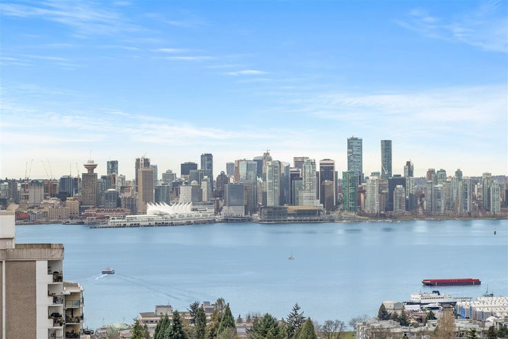 1104 158 W 13TH STREET - Central Lonsdale Apartment/Condo for sale, 2 Bedrooms (R2549468)