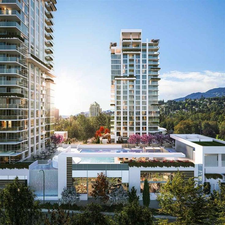 1702 1633 CAPILANO ROAD - Norgate Apartment/Condo for sale, 2 Bedrooms (R2556713)