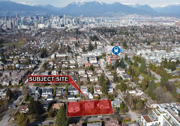 539, 547, 561 W 28th AVE - Cambie Land for sale