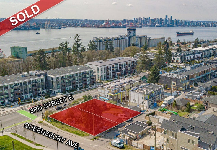 758 E 3rd Street - Lower Lonsdale Land for sale