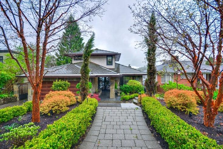 4497 STONEHAVEN AV - Deep Cove House/Single Family for sale, 5 Bedrooms (V1098849)