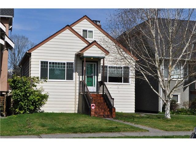 53 W 23RD AV - Cambie House/Single Family for sale, 3 Bedrooms (V1056513) #1
