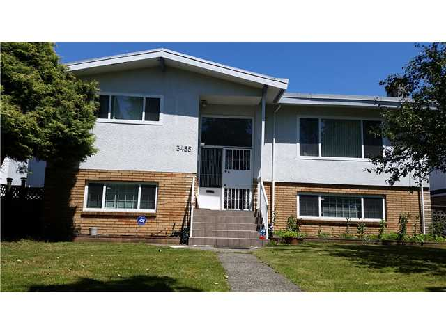 3455 E 50TH AV - Killarney VE House/Single Family for sale, 6 Bedrooms (V1074711) #1