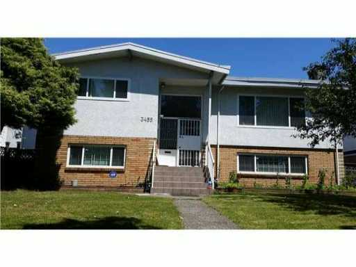 3455 E 50TH AV - Killarney VE House/Single Family for sale, 6 Bedrooms (V1086033) #1