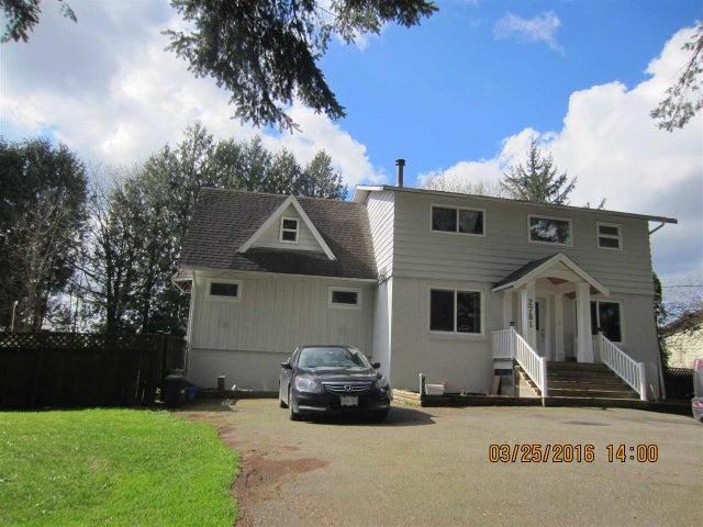 2781 272 STREET - Aldergrove Langley House/Single Family for sale, 6 Bedrooms (R2043754) #1