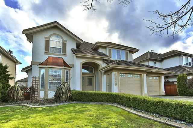 10848 164 Street ,Fraser Height Surrey BC V4N 5B8 - Fraser Heights House/Single Family for sale, 5 Bedrooms (R2186002) #1