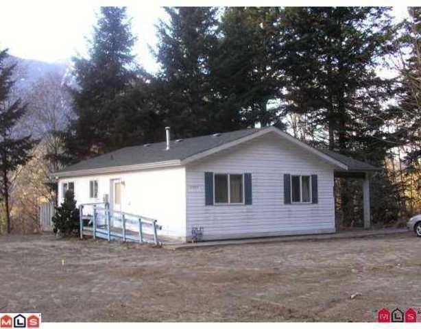 64211 FLOOD HOPE RD.- HOPE BC - Hope Center Land for sale, 2 Bedrooms (V4040452) #1