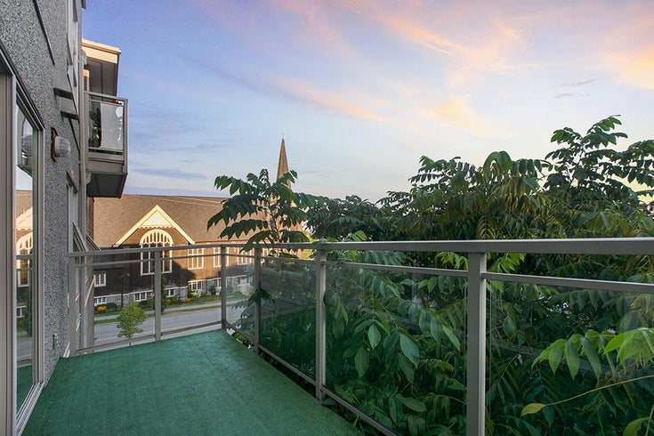 312 1033 ST. GEORGES AVENUE - Central Lonsdale Apartment/Condo for sale, 1 Bedroom (R2480407)