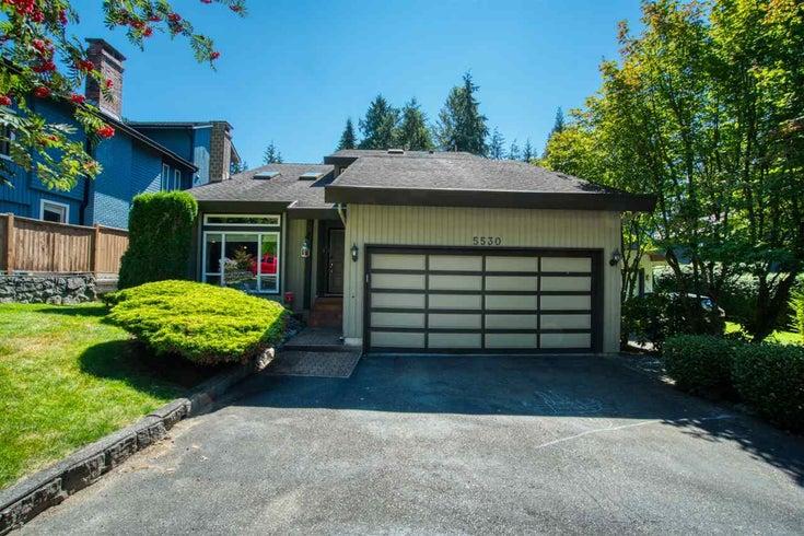5530 DEERHORN LANE - Grouse Woods House/Single Family for sale, 3 Bedrooms (R2486973)