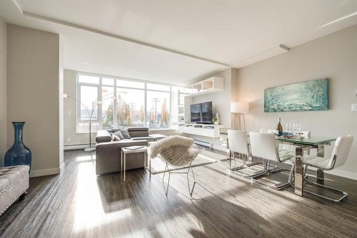 204 1788 ONTARIO STREET - Mount Pleasant VE Apartment/Condo for sale, 2 Bedrooms (R2218940)