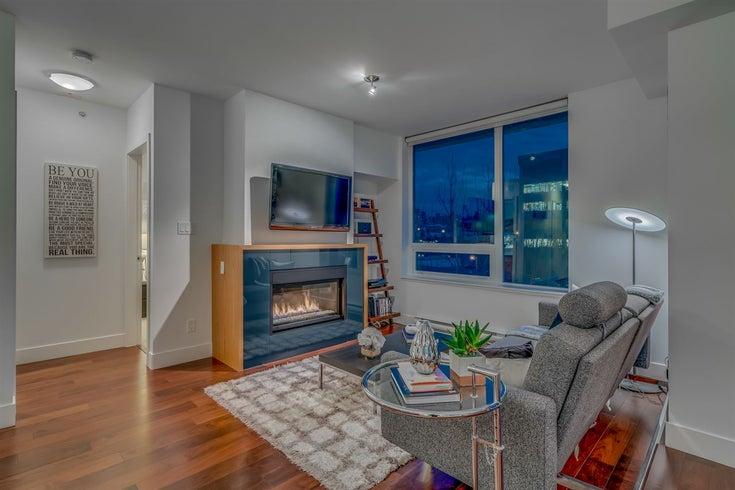 504 1675 W 8TH AVENUE - Fairview VW Apartment/Condo for sale, 1 Bedroom (R2223176)