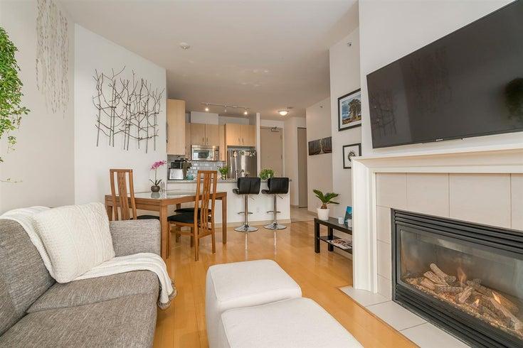 704 7368 SANDBORNE AVENUE - South Slope Apartment/Condo for sale, 2 Bedrooms (R2223205)