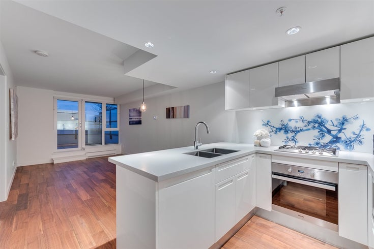 1008 188 KEEFER STREET - Downtown VE Apartment/Condo for sale, 1 Bedroom (R2232034)