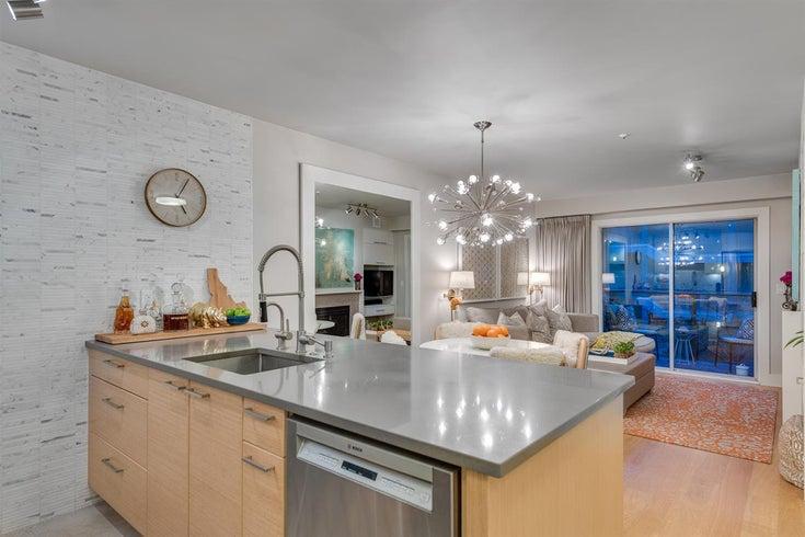 6 1386 W 6TH AVENUE - Fairview VW Apartment/Condo for sale, 1 Bedroom (R2242564)