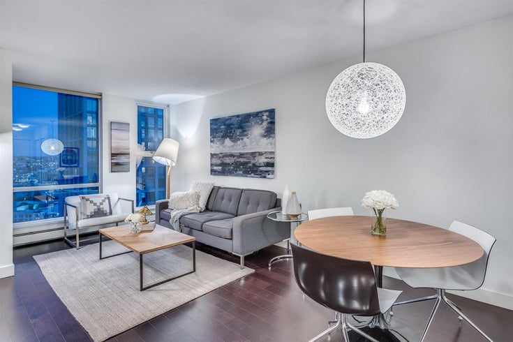 2705 1008 CAMBIE STREET - Yaletown Apartment/Condo for sale, 1 Bedroom (R2249099)
