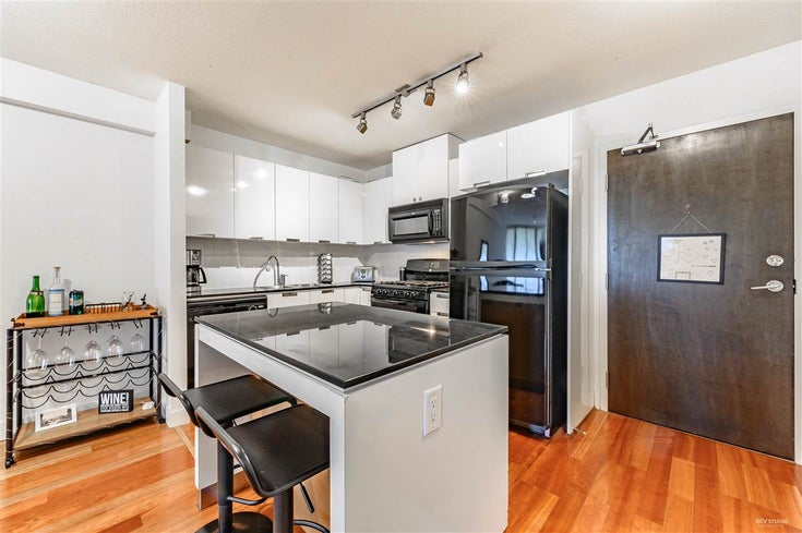 604 151 W 2ND STREET - Lower Lonsdale Apartment/Condo for sale, 1 Bedroom (R2396189)