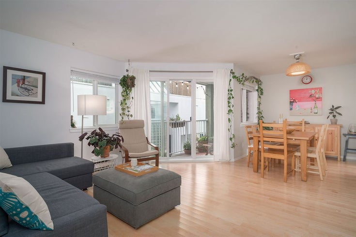 103 1045 W 8TH AVENUE - Fairview VW Apartment/Condo for sale, 1 Bedroom (R2404739)