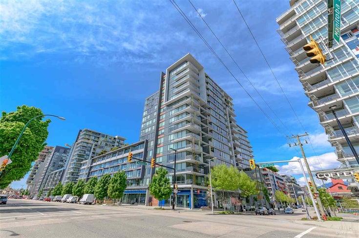 807 1783 MANITOBA STREET - False Creek Apartment/Condo for sale, 1 Bedroom (R2454413)