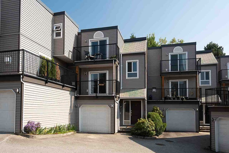 12 1850 HARBOUR STREET - Citadel PQ Townhouse for sale, 4 Bedrooms (R2514818)