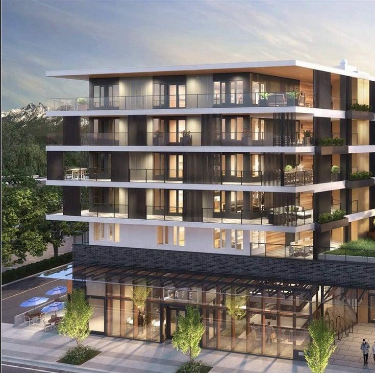 203 1365 PEMBERTON AVENUE - Downtown SQ Apartment/Condo for sale, 1 Bedroom (R2521166)