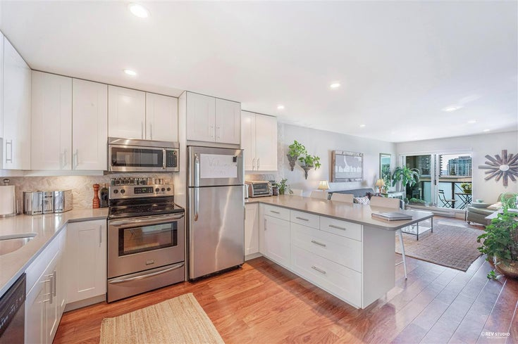 205 140 E 4TH STREET - Lower Lonsdale Apartment/Condo for sale, 1 Bedroom (R2557460)