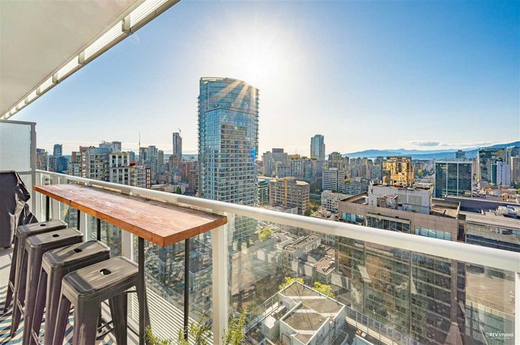 3103 777 RICHARDS STREET - Downtown VW Apartment/Condo for sale, 1 Bedroom (R2578541)