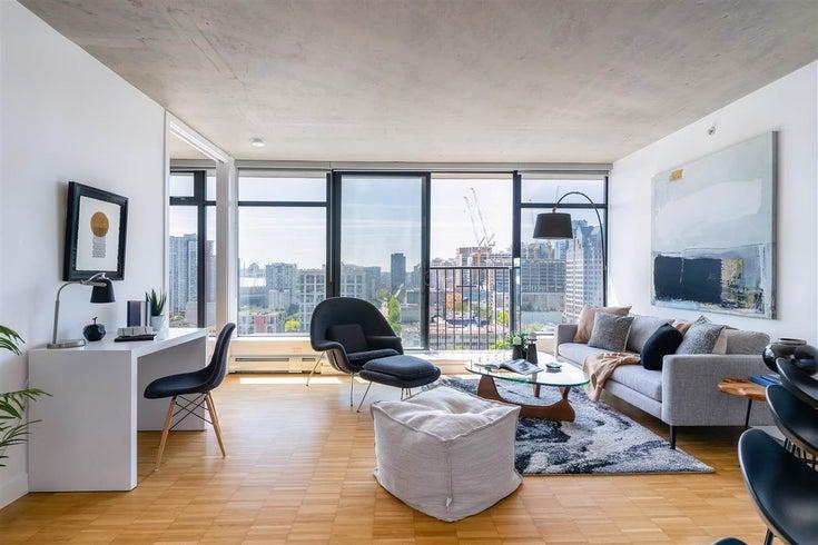 2507 128 W CORDOVA STREET - Downtown VW Apartment/Condo for sale, 1 Bedroom (R2582338)