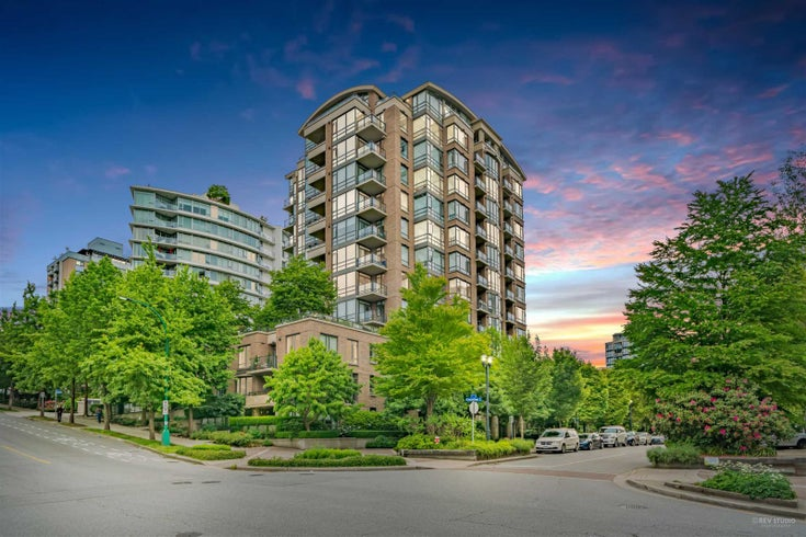 1201 170 W 1ST STREET - Lower Lonsdale Apartment/Condo for sale, 2 Bedrooms (R2603325)