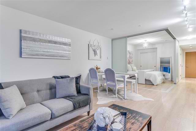 618 384 E 1ST AVENUE - Mount Pleasant VE Apartment/Condo for sale, 1 Bedroom (R2216241)