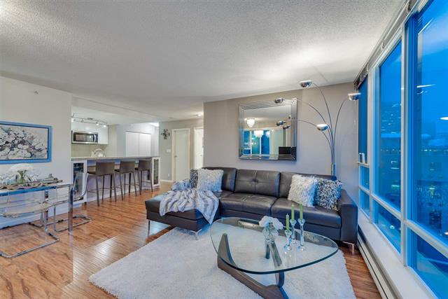 1703 233 ROBSON STREET - Downtown VW Apartment/Condo for sale, 2 Bedrooms (R2230395)